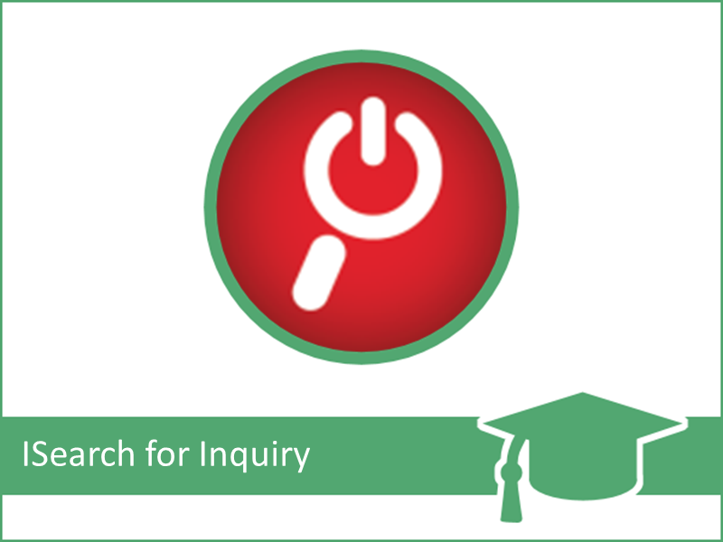 ISearch for Inquiry Class (INFOhio Learning Pathways)